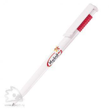 Шариковая ручка «Ocean White» Lecce Pen, красная