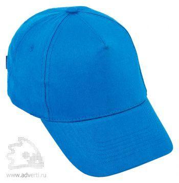 Бейсболка «Five», синяя