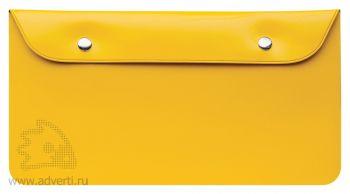 Бумажник дорожный «Happy Travel», желтый