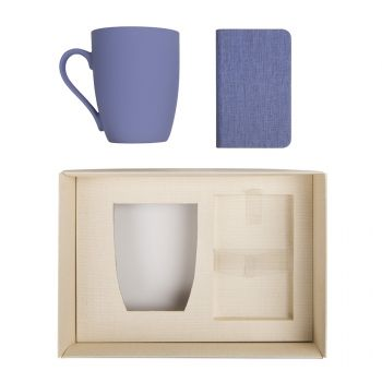 Набор подарочный «Provence-2», фиолетовый, с коробкой