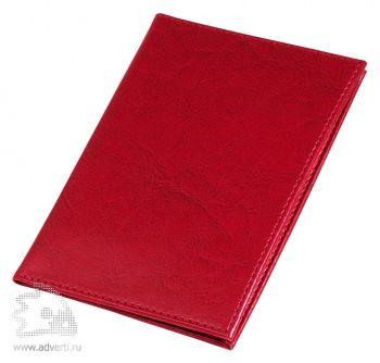 Обложка для паспорта «Birmingham», Avanzo Daziaro, красная