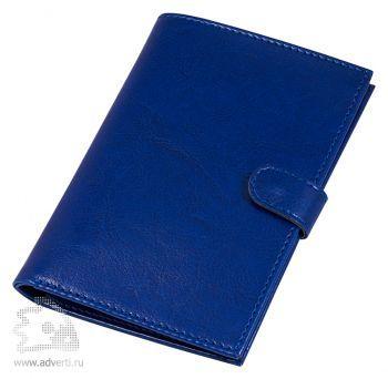 Портмоне «Birmingham», Avanzo Daziaro, синее