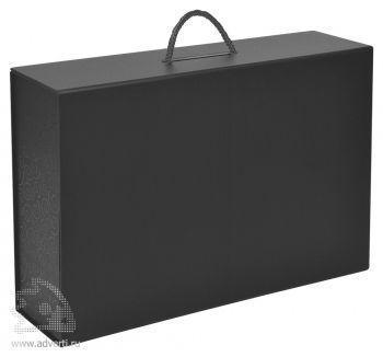 Коробка подарочная, черная