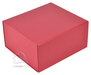 Складная подарочная коробка, красная