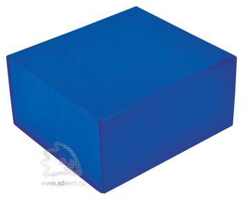 Коробка подарочная складная ,синяя