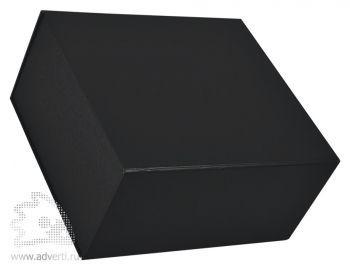 Коробка подарочная складная, черная