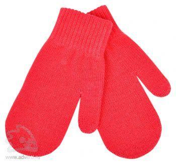 Варежки сенсорные «In touch», красные