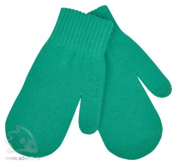 Варежки сенсорные «In touch», зеленые