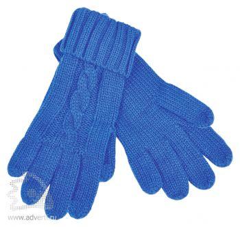 Перчатки сенсорные «Irish», синие