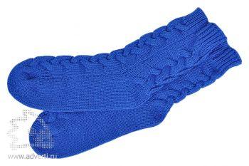 Носки подарочные «Irish», синие