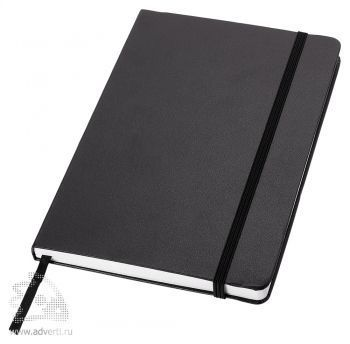 Записная книжка А5 «Journalbooks-1», черная
