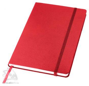 Записная книжка А5 «Journalbooks-1», красная