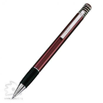 Шариковая ручка «Soft-Spring», красная