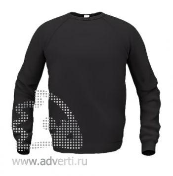 Толстовка «Stan SweaterShirt», унисекс, черная
