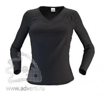 Футболка «Stan Fashion», женская, черная