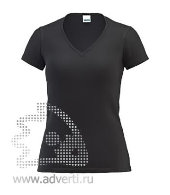Футболка «Stan Victory W», женская, черная