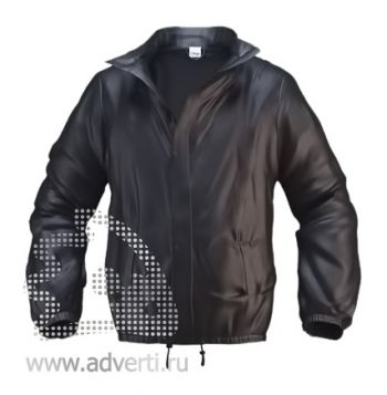 Куртка «Stan Jacket», унисекс, черная