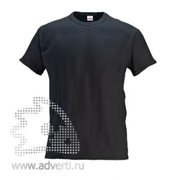 Футболка «Stan Uno», унисекс, черная