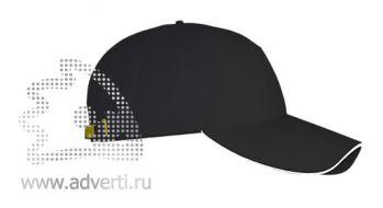Бейсболка «Stan Special», черная