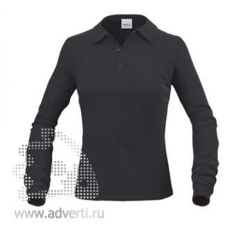 Рубашка поло «Stan Polo W», женская, черная