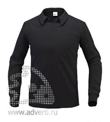 Рубашка «Stan Business», мужская, черная