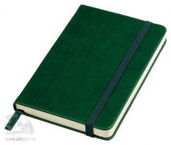 Бизнес-блокнот «Casual», зеленый