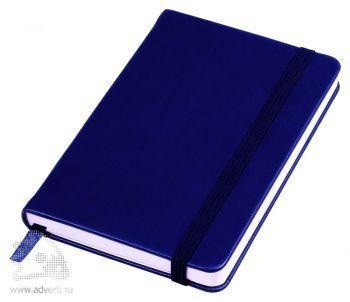 Бизнес-блокнот «Casual», темно-синий