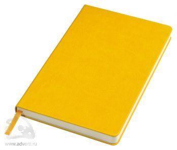Бизнес-блокнот «Classic», желтый