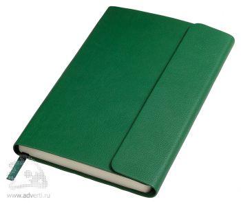 Бизнес-блокнот «Creative», зеленый