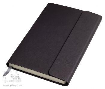 Бизнес-блокнот «Creative», серый