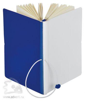 Бизнес-блокнот А5 «Franky», синий