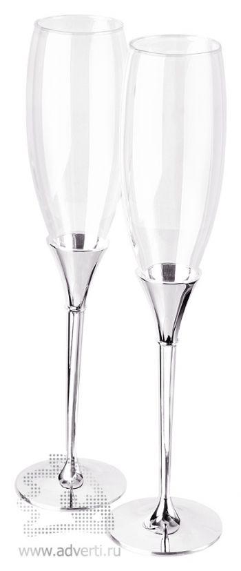 Бокалы для шампанского «Asti»
