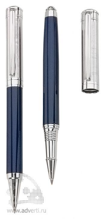 Шариковая ручка и роллер из набора «Кайзер»