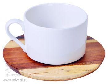 Набор «Andrew»: чайная пара и чайник в подарочной упаковке