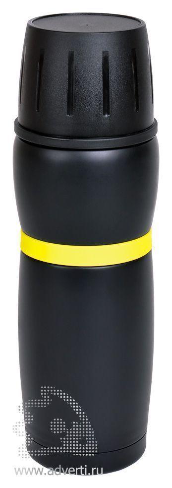 Термостакан дорожный «Фантазия» со съемным стаканчиком