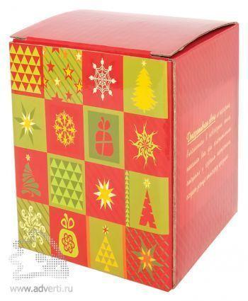 Свеча «Дед Мороз», упаковка
