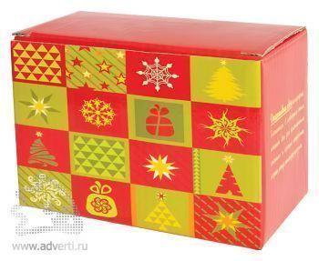 Набор свечей «С Новым годом», упаковка