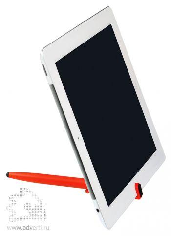 Шариковая ручка «N3» со стилусом Lecce Pen, в качестве подставки