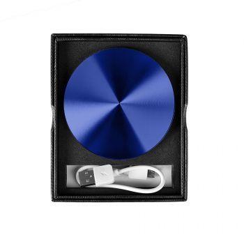 Универсальное зарядное устройство «UFO» (6000mAh), синее, в коробке