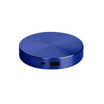 Универсальное зарядное устройство «UFO» (6000mAh), синее