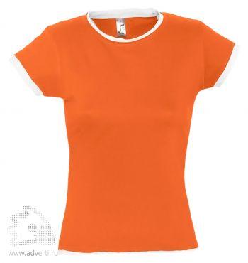Футболка «Moorea 170», женская, оранжевая