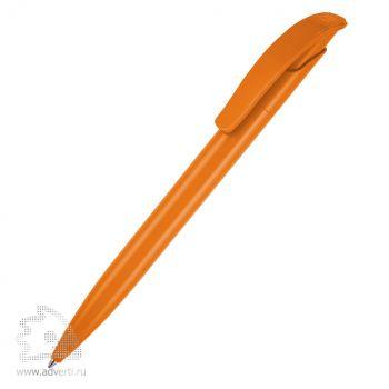 Шариковая ручка «Challenger Polished», оранжевая