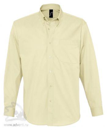 Рубашка «Bel Air», мужская, бежевая