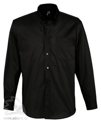 Рубашка «Bel Air», мужская, черная
