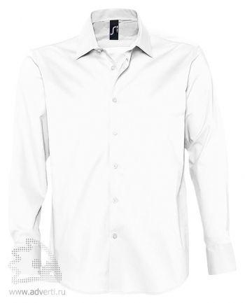Рубашка «Brighton», мужская, белая