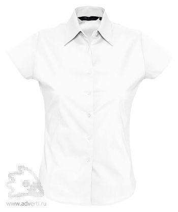 Рубашка «Excess», женская, белая