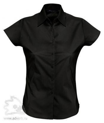 Рубашка «Excess», женская, черная