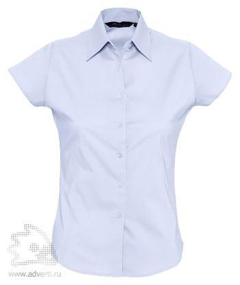 Рубашка «Excess», женская, голубая
