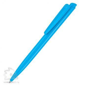 Шариковая ручка «Dart Polished», голубая