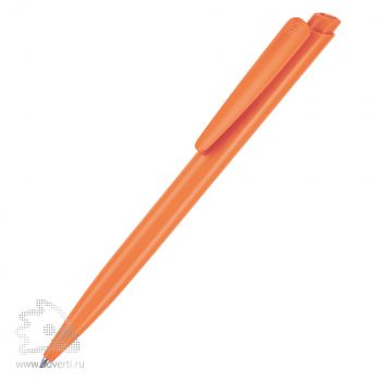Шариковая ручка «Dart Polished», оранжевая